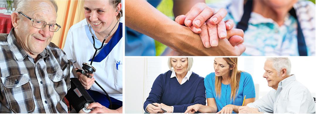Verhinderungspflege durch den Ambulanten Dienst