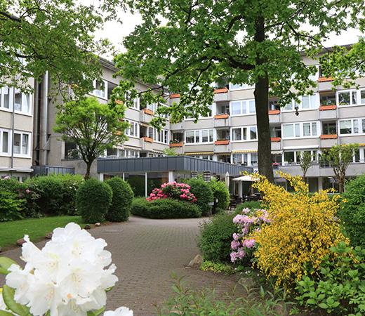 Service-Wohnen Hamburg - Seniorenwohnung, betreutes Wohnen
