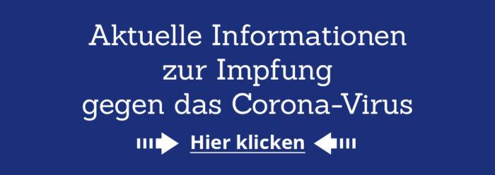 Aktuelle Informationen zur Corona-Impfung